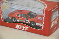 Best model bes9789-ferrari 308 gtb lm #62 - Havirov international - 1981 1/43