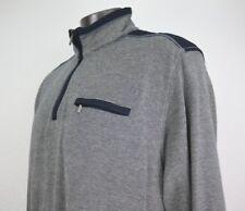Bugatti Elbow Pads Men s Long Sleeve Pullover Sweater Shirt Size XXL 579368be83