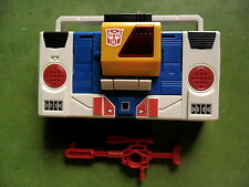 Transformers Encore 22 G1 Twincast ( Blaster Repaint )