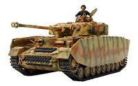 Tamiya 1/48 Military Miniature Series No.84 German Army Panzer IV H-type Late Mo