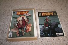 Hellboy The Corpse #1 Comic Dark Horse Comics 2004 ~ Plus Hellboy # 7