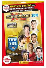 2018 FIFA 365 Panini Adrenalyn XL MEGA STARTER PACK BINDER 2 Limited 6 Booster