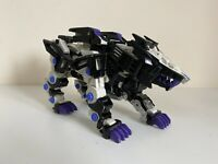 Tomy Hasbro 2002 Zoids #041 Liger Zero Midnight Shield White Toger - Miss. Parts