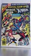 MARVEL COMICS  KING SIZE ANNUAL #1 MARVEL TEAM-UP SPIDER-MAN AND THE X-MEN