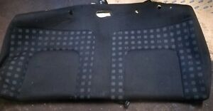 VW New Beetle Rear Seat Cover