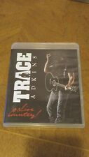 TRACE ADKINS LIVE COUNTRY DVD 2014 TESTED VG+ REGION 0 NTSC