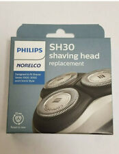 Philips Norelco SH30 Replacement Set of 3 Combs and Cutters New Factory Sealed
