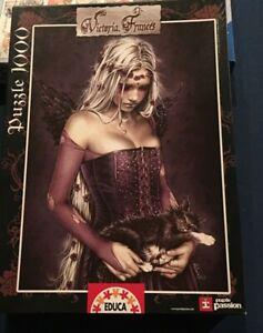 "Educa 1000 Victoria Frances ""Angel of Death"" - complete"