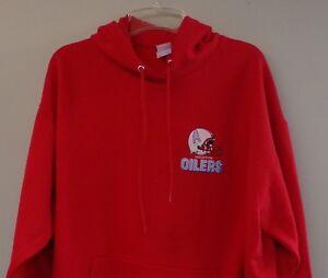 NFL AFL Houston Oilers Hooded Sweatshirt S-5XL, LT-4XLT Roughnecks Texans New