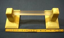 Vintage…Light Yellow... Ceramic…Towel Bar Brackets…NOS…by Fairfacts Co.