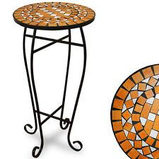 Mosaik Tisch Blumenständer Blumentisch Beistelltisch Telefontisch Blumenhocker