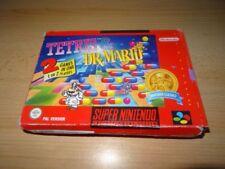 Jeux vidéo manuels inclus pour Stratégie et Nintendo SNES
