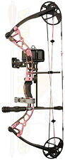"Diamond Bowtech Infinite Edge Pro Pink Right Hand Rak Package 5-70# 13-31"" Draw"