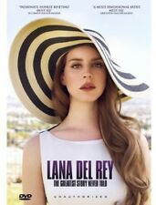 Lana Del Rey: The Greatest Story Never Told - Unauthorized (2013, DVD NIEUW)