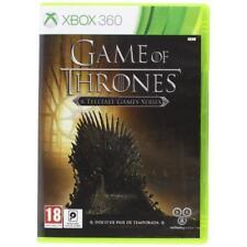Pal version Microsoft Xbox 360 juego de tronos temporada 1