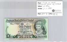 IRLANDE - BILLET 1 LIVRE 1-1-1979
