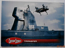 CAPTAIN SCARLET - Individual Trading Card #7, Transfer -  Unstoppable 2015