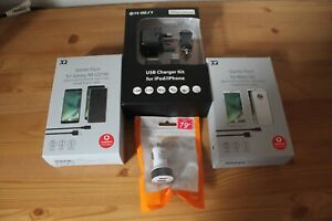 Smartphone Mobile Phone iPhone Moto G6 Galaxy A8 Accessories Cable Bundle Joblot