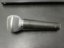 Shure Microphone Model Sm58 Handheld Wired Professional Mic