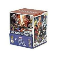 DICE MASTERS MARVEL CIVIL WAR GRAVITY FEED BRAND NEW & SEALED