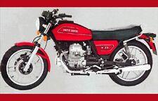 115 CATALOGO RICAMBI ORIGINALI MOTO GUZZI V 35 - V 50 ACC. ELETT.350-500-FILE PD
