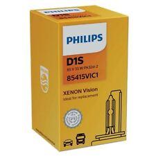 NUOVO! PHILIPS D1S Visione Xenon HID Auto DEI FARI LAMPADINA 85415VIC1 4400K SINGLE