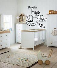 Dumbo Baby nursery Disney Inspired wall art vinyl Home decor