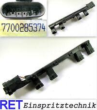 Kabelsatz Einspritzleiste 7700285374 Renault Twingo Clio 1,2 5 PIN