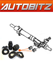 FITS NISSAN NAVARA D40M 2005> STEERING RACK BUSH KIT OE QUALITY UK BASED NEW