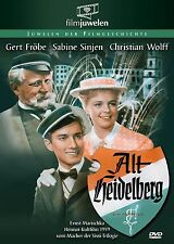 Alt-Heidelberg (Gert Fröbe, Sabine Sinjen, Christian Wolff) DVD NEU + OVP!