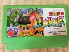 Seirei Densetsu Lickle Little Samson Famicom Japanese Import FC Nintendo NES F/S