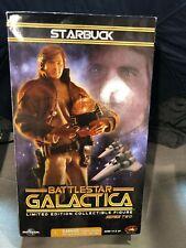 1/6-SCALE-- 1978-BATTLE STAR GALACTICA-STARBUCK FIGURE IN BOX...CHEAP