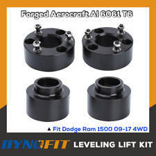 """2009-2018 Dodge Ram 1500 4WD 3"""" Front And 2"""" Rear Full Lift Leveling Kit Spacer"""