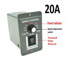12v 60v Dc Brush Motor Motor Speed Controller Current Regulation Variable Switch