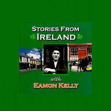 Stories from Ireland with Eamon Kelly | NEW & SEALED CD (Spoken Word)