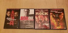 Nicolas Cage Lot- Kiss of Death, The Rock, Ghost Rider, Face/Off, Snake Eyes +1