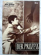 ILLUSTRIERTE film-Bühne Nr. 6375 - DER PROZESS (Anthony Perkins)