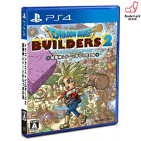 NEW PS4 Dragon Quest Builders 2 SONY PlayStation 4 import Japan F/S Tracking
