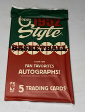 2005-06 Topps 1952 Style Pack From Sealed Hobby Box - LeBron, Kobe, Mantle Auto?
