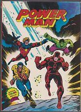 POWER MAN Artima Color Marvel GEANT