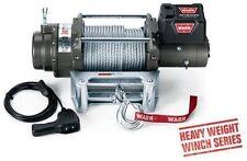 Warn 12,000 lb. Heavy Weight Series M12000 Heavy-Duty 12V Winch Roller Fairlead