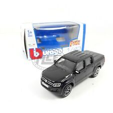 1/43	VOLKSWAGEN AMAROK VW NEGRO PICK-UP 2011 BURAGO