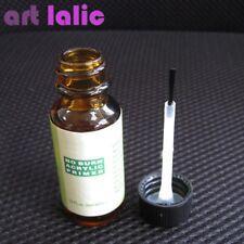 No Burn Acrylic Primer 0.5 Fl. Oz Prevents Lifting Nail Art Tips Salon Home Use