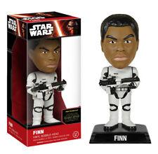 Star Wars Vii: The Force Awakens Finn Stormtrooper Ver. Wacky Wobbler Bobblehead
