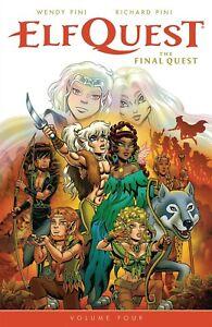 ELFQUEST: THE FINAL QUEST VOL #4 TPB Collects #19-24 Dark Horse Comics TP