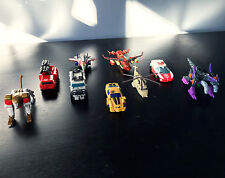Transformers (Movie/G1/Cybertron/Animated) Legends Class Figures (Bundle of 9)