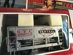 🚅 G SCALE LGB 41040 NY CENTRAL  HOPPER /ORE LOAD - NEW 💥 G464