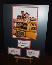 More details for only fools and horses the musical paul whitehouse genuine signed display uacc