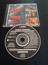 ALBERT ARCHIVES CD PROMO SAMPLE STEVIE WRIGHT AC/DC ANGUS GEORGE MALCOLM YOUNG