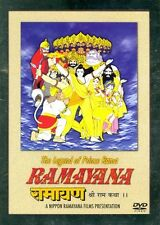 The Legend Of Ramayan - Official Animation DVD ALL/0 English Language Option